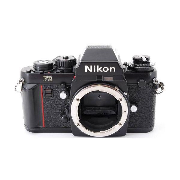 フィルムカメラ, フィルム一眼レフカメラ 1Nikon F3