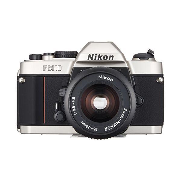 フィルムカメラ, フィルム一眼レフカメラ 1Nikon FM10 Ai-S 35-70mm F3.5-4.8