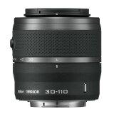 【中古】【1年保証】【美品】 Nikon 1 VR 30-110mm F3.8-5.6 ブラック