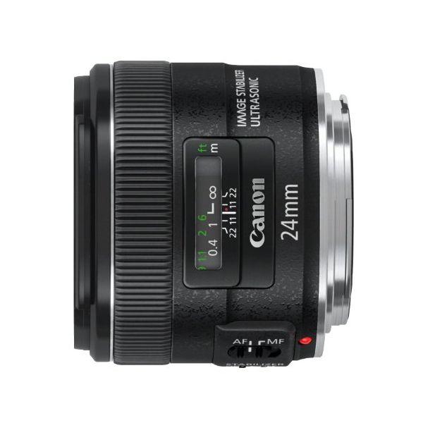 カメラ・ビデオカメラ・光学機器, カメラ用交換レンズ 1Canon EF 24mm F2.8 IS USM