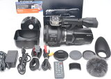 【あす楽】【中古】【1年保証】【新品級】SONYNEX-VG30Hレンズキット18-200mmOSS付属