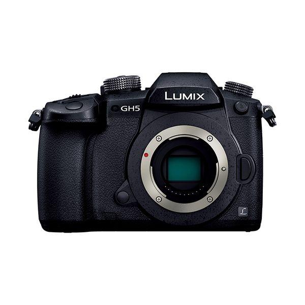 デジタルカメラ, ミラーレス一眼カメラ 1Panasonic LUMIX DC-GH5