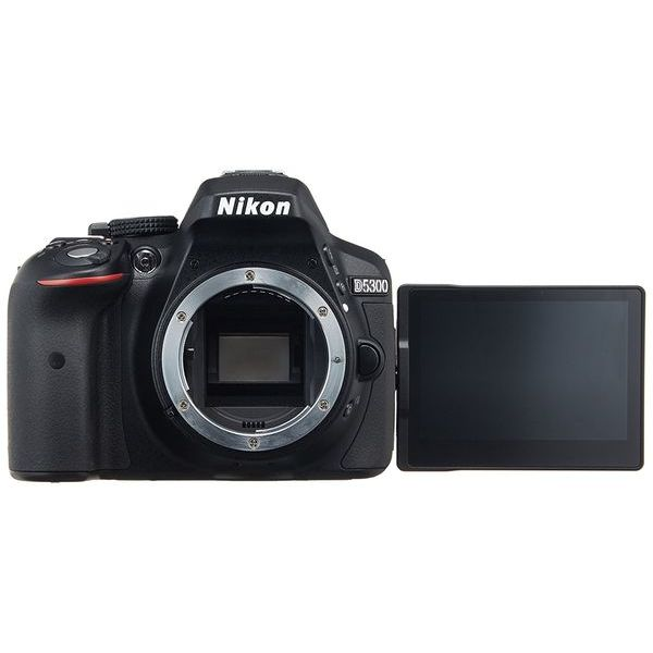 【1年保証】【美品】Nikon D5300 ボディ ブラック