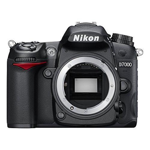 デジタルカメラ, デジタル一眼レフカメラ 1Nikon D7000