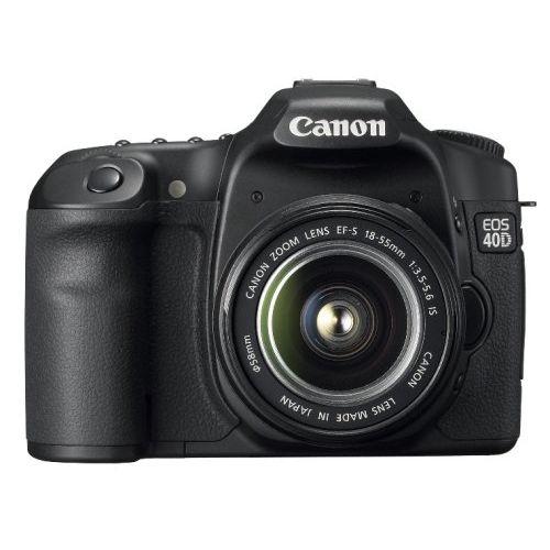 デジタルカメラ, デジタル一眼レフカメラ 1Canon EOS 40D EF-S 18-55mm IS