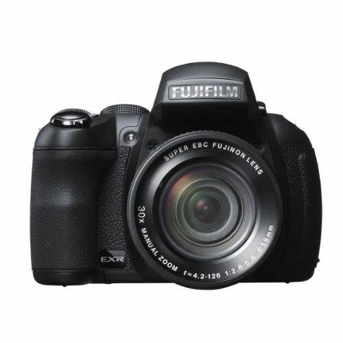 【中古】【1年保証】【美品】 FUJIFILM デジタルカメラ FinePix HS30 EXR:プレミアカメラ