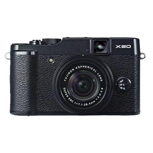 【中古】【1年保証】【美品】 FUJIFILM X20 光学4倍 ブラック:プレミアカメラ