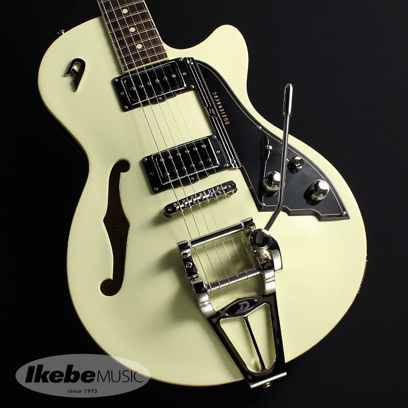 ギター, エレキギター Duesenberg DTV-VW Starplayer TV (Vintage White)