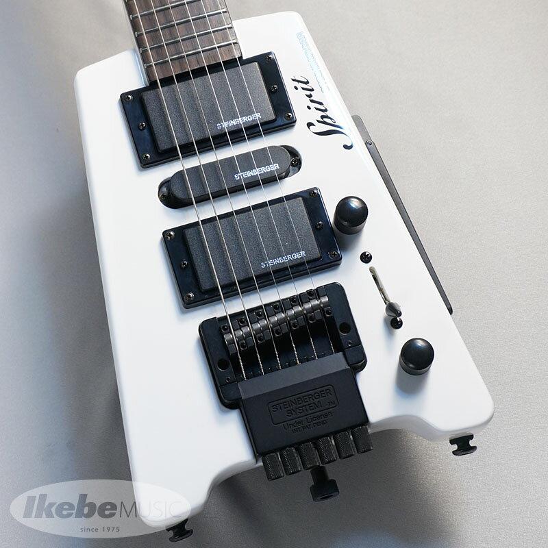 ギター, エレキギター STEINBERGER Spirit GT-PRO Deluxe (WH)