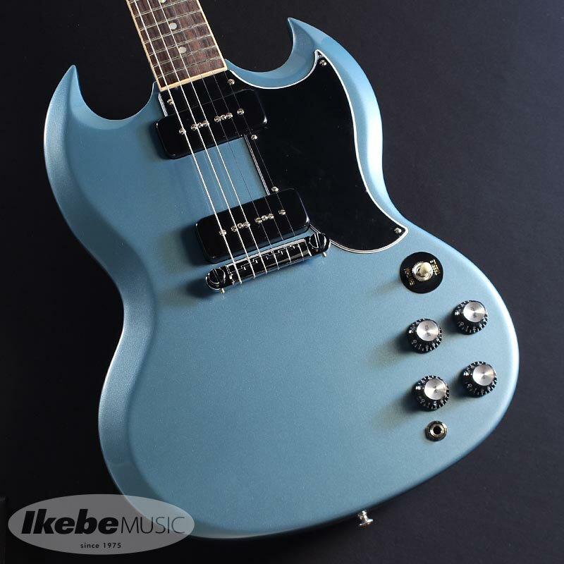 ギター, エレキギター Gibson SG Special (Faded Pelham Blue) oskpu