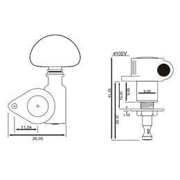 Grover102GV(Gold)[OriginalMilkBottleStyleRotomatics]