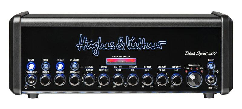ギター用アクセサリー・パーツ, アンプ HughesKettner Black Spirit 200 HUK-BS200BAG