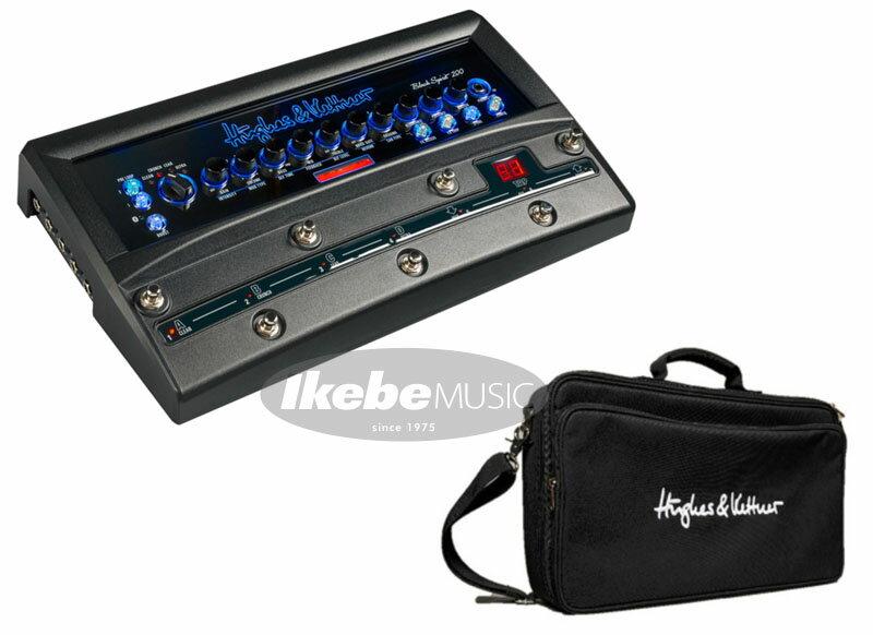 ギター用アクセサリー・パーツ, アンプ HughesKettnerBLACK SPIRIT 200 FLOOR Black Spirit 200 Floor HUK-BS200FBAG Set