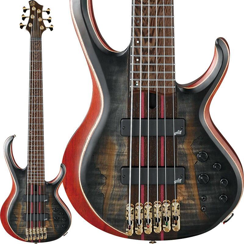 ギター, エレキギター IbanezPremium BTB1906SM-SKB