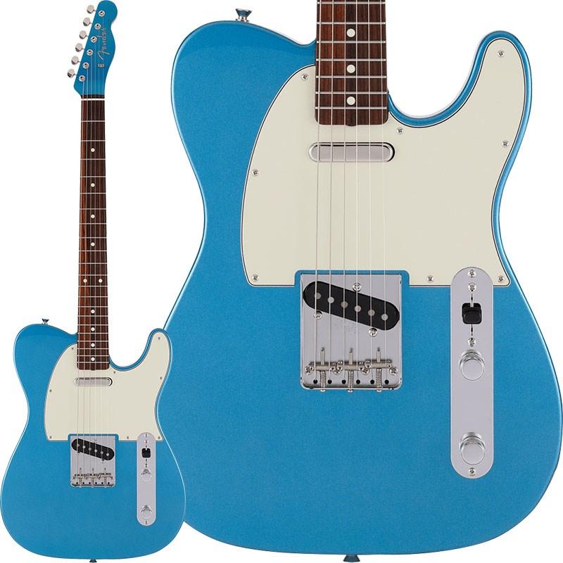 ギター, エレキギター Fender Made in Japan 2021 Collection Made in JapanTraditional 60s Telecaster Roasted Neck (Lake Placid BlueRosewood)oskpu