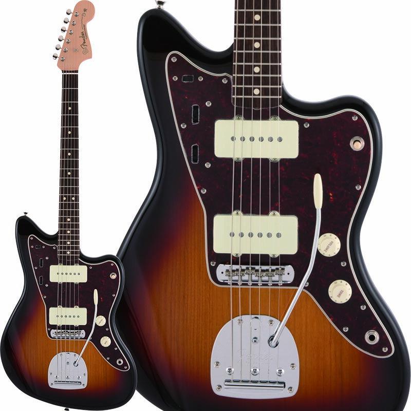 ギター, エレキギター Fender Made in Japan Heritage 60s Jazzmaster (3-Color Sunburst)oskpu
