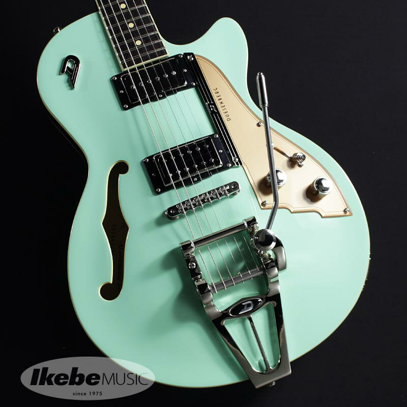 ギター, エレキギター Duesenberg DTV-SG Starplayer TV (Surf Green)
