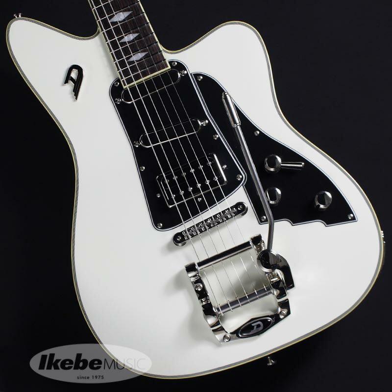 ギター, エレキギター Duesenberg DPA-WH Paloma (White)