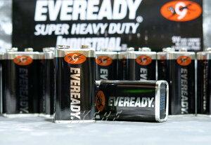 米国の電化製品メーカーEnergizerのブランド「Eveready」の9Vマンガン電池EVEREADY9V Battery