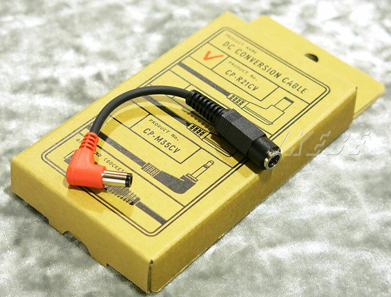 ギター用アクセサリー・パーツ, その他 Free The Tone DC CONVERSION CABLE CP-R21CV