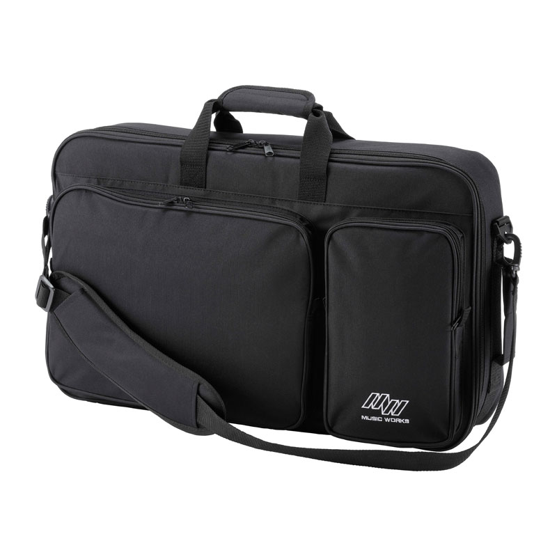 アクセサリー・パーツ, エフェクターケース MUSIC WORKS Effector Bag N Board L-size EBB2H-LBK