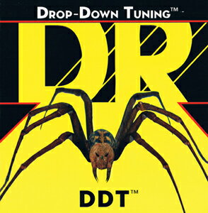 ギター用アクセサリー・パーツ, エレキギター弦 DRDrop-Down Tuning DDT-12
