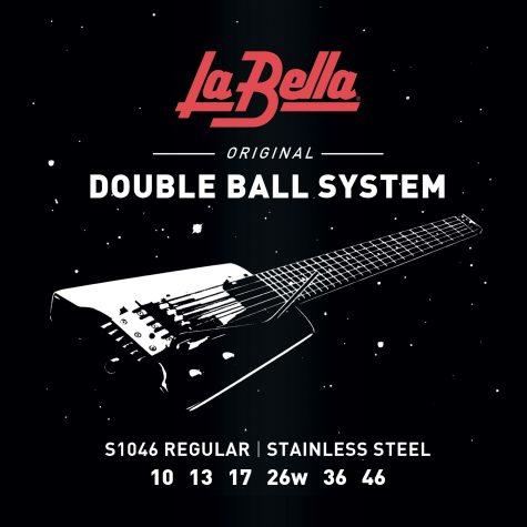 ギター用アクセサリー・パーツ, エレキギター弦 La Bella S1046