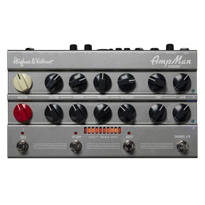 ギター用アクセサリー・パーツ, アンプ HughesKettner AmpMan CLASSIC HUK-AMCL