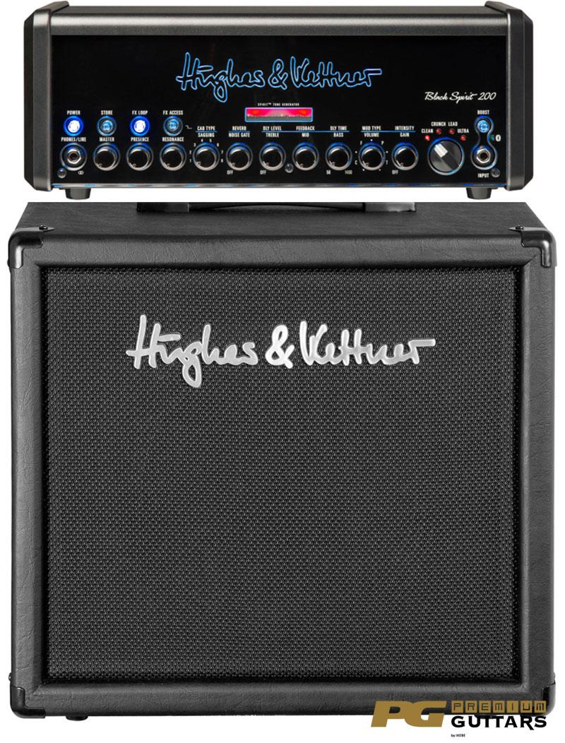ギター用アクセサリー・パーツ, アンプ HughesKettner Black Spirit 200 TubeMeister 112 CabinetBelden 9497 HUK-BS200BAG