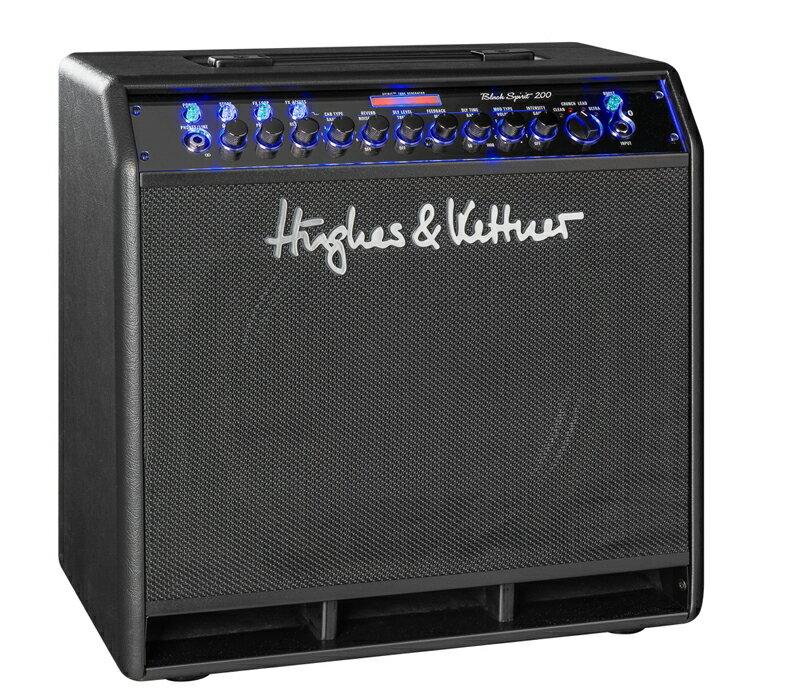 ギター用アクセサリー・パーツ, アンプ HughesKettner BLACK SPIRIT 200 COMBO HUK-BS200C