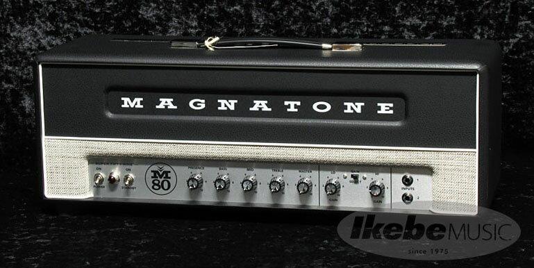 ギター用アクセサリー・パーツ, アンプ Magnatone SUPER FIFTY-NINE M-80 Head
