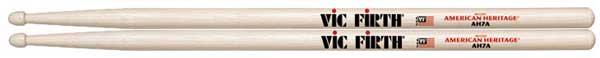 ドラム, スティック VIC FIRTH VIC-AH7A American Heritage Maple