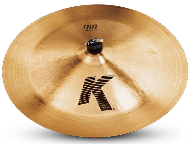 ドラム, クラッシュシンバル ZildjianK.Zildjian China 19
