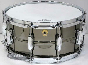 Black Beauty Snare Smooth Shells Classic Lugs LB417