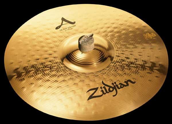 ドラム, クラッシュシンバル ZildjianA.Zildjian Heavy Crash 17 NAZLH17CH