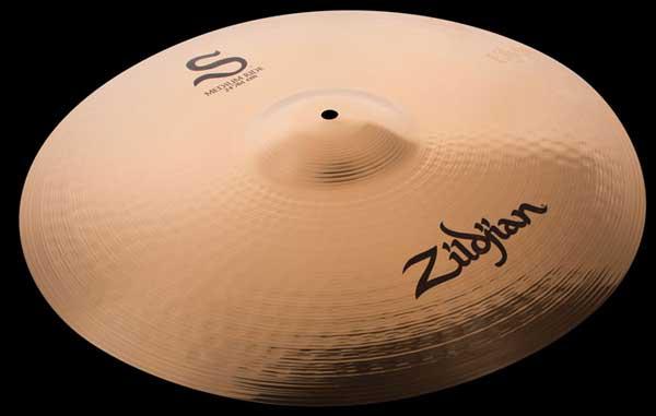 ドラム, ライドシンバル ZildjianS S Medium Ride 24 NAZLS24MR