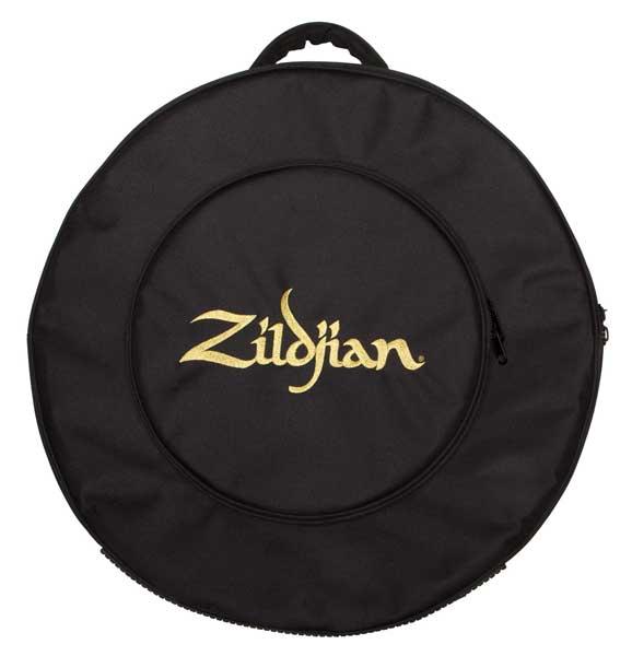 ドラム, ケース Zildjian 22 DELUXE BACKPACK CYMBAL BAG NAZLFZCB22GIG