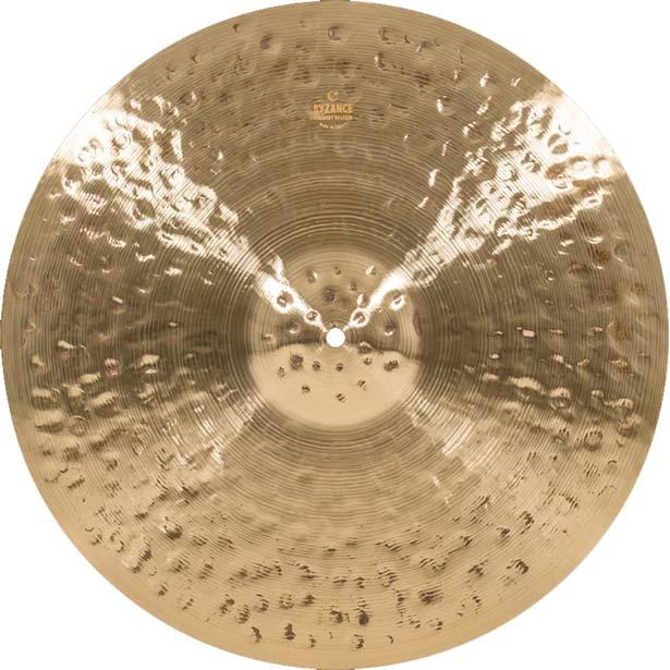 ドラム, クラッシュシンバル MEINL B20FRLR Byzance Foundry Reserve Light Ride 20