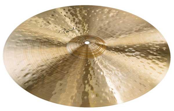 ドラム, クラッシュシンバル PAiSTe Signature Traditionals Thin Crash 18