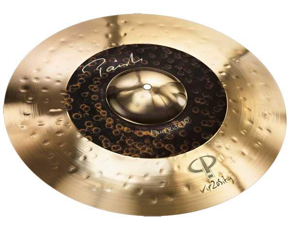 ドラム, ライドシンバル PAiSTe Signature The Paiste Line Duo Ride 20 ELP Carl Palmers Inspiration Ver2osity