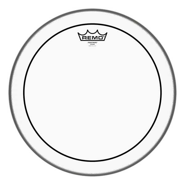 ドラム, ドラムヘッド REMO PS-318BE Pinstripe 18