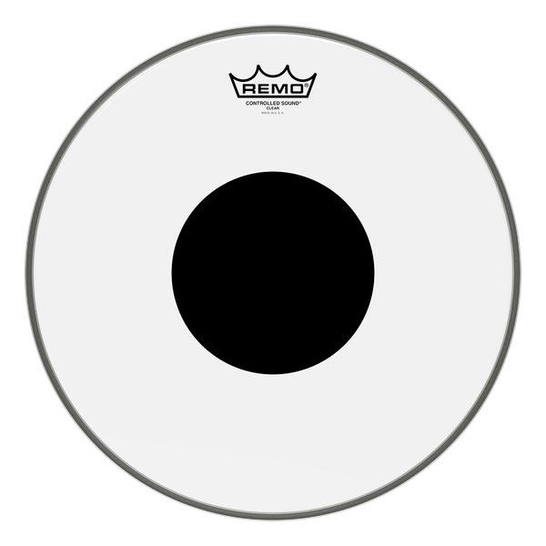 ドラム, ドラムヘッド REMOCS CS-18B Control Sound Clear 18