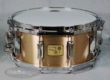 """SONOR 《ソナー》 SSE12-1465BR/C [ Drum Station """"Bell Bronze"""" Deep Snare ] 【限定:50台】【SONORスネアドラムフェア開催中!〜2019年1月31日まで】"""