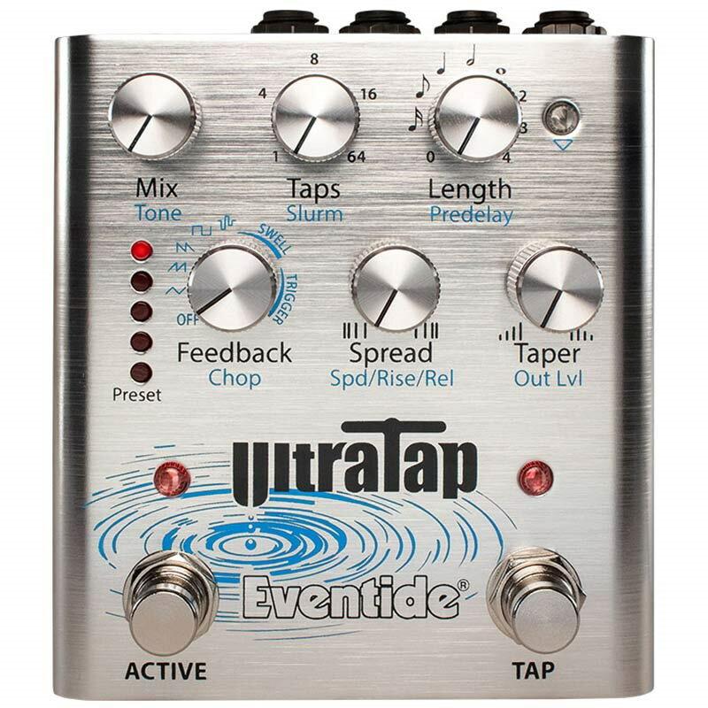 ギター用アクセサリー・パーツ, エフェクター Eventide Ultra Tap Pedal