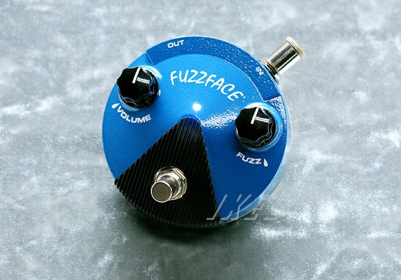 ギター用アクセサリー・パーツ, エフェクター Dunlop (Jim Dunlop) Fuzz Face Mini Silicon FFM19V