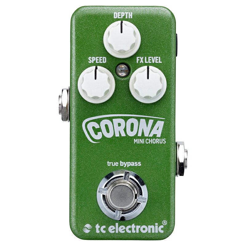 ギター用アクセサリー・パーツ, エフェクター t.c.electronic tcCORONA MINI CHORUS
