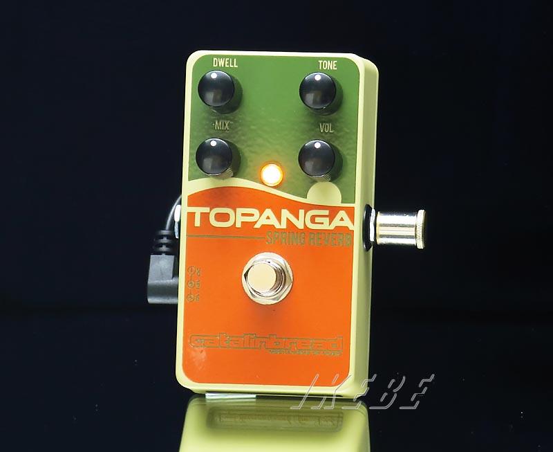 ギター用アクセサリー・パーツ, エフェクター catalinbread Topanga Spring Reverb