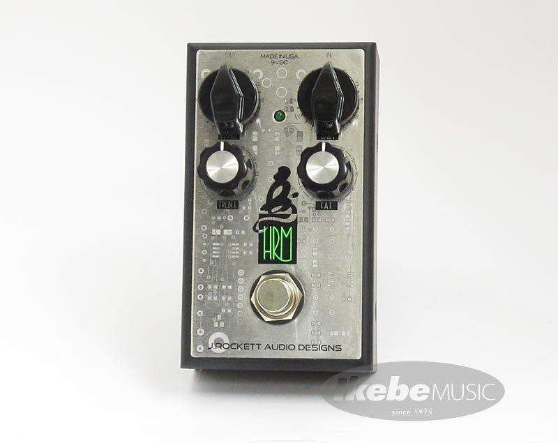 ギター用アクセサリー・パーツ, エフェクター Rockett Pedals J.Rockett Audio Designs HRM Hot Rubber Monkey