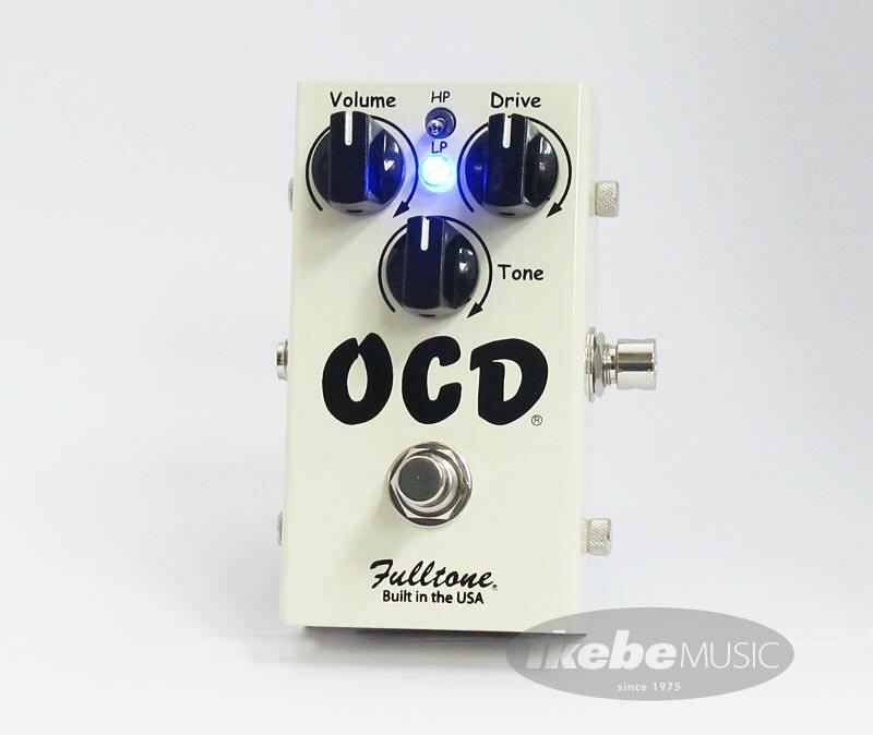 ギター用アクセサリー・パーツ, エフェクター Fulltone OCD V2
