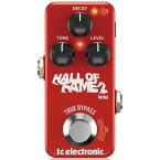 t.c.electronic 《tcエレクトロニック》Hall of Fame 2 MINI ※国内正規品【あす楽対応】